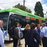 Emeryville hydrogen workshop May 15, 2018 fuel cell bus AC-Transit
