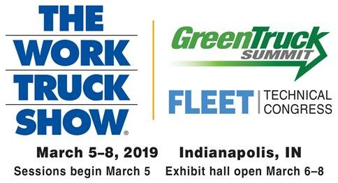 The Work Truck Show March 7, 2019 - Indianapolis, IN
