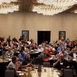 Audience at Heavy Duty Repair Forum 2019 at Fort Worth, Texas